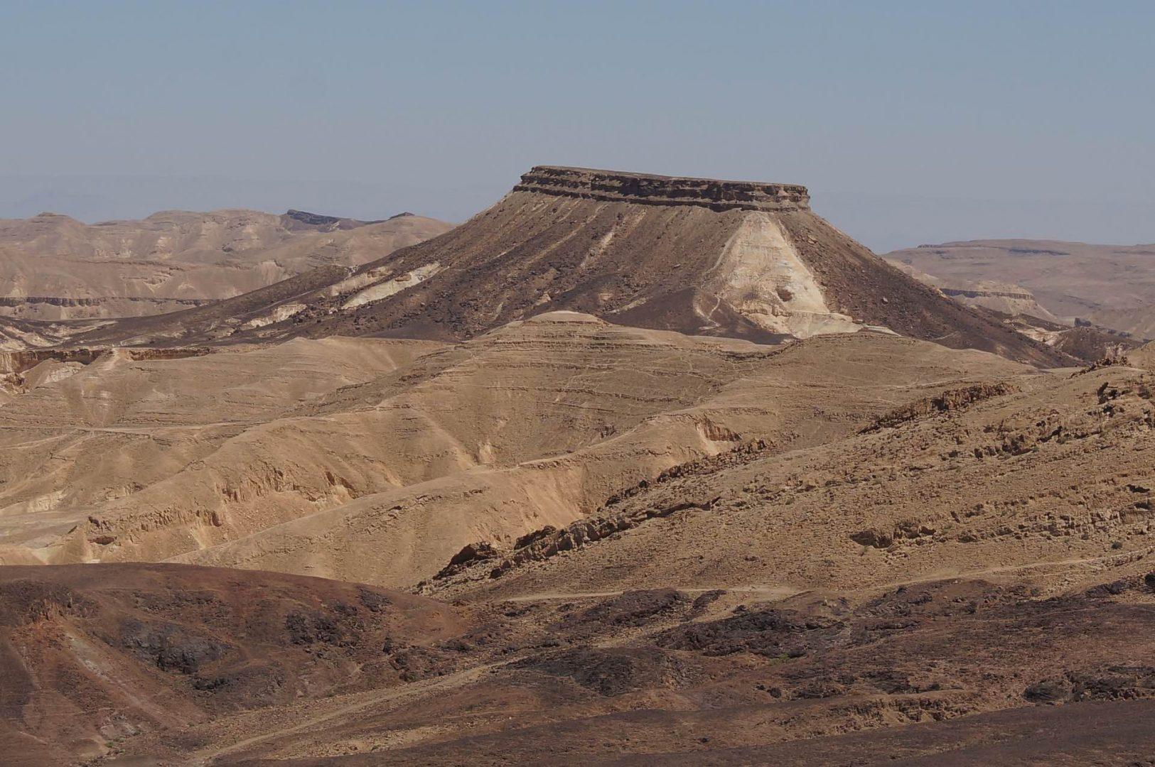 תצפית על הר קטום מהר גוונים