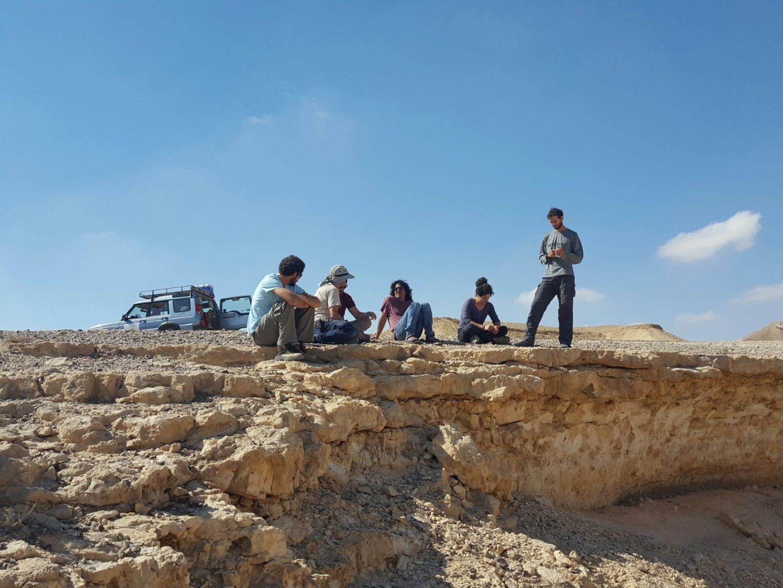 טיולי ג׳יפים לקבוצות מצפה רמון
